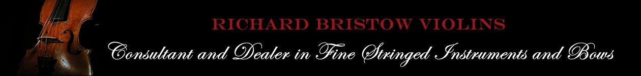 Richard Bristow Violins